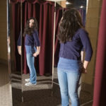 Glassless Mirror - Tri-Fold Mirror 2