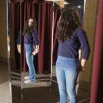 Glassless Mirror - Bi-Fold Mirror 2