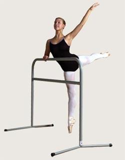 4.5' PortaBarre Portable Ballet Barre