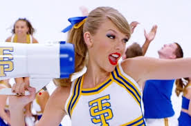 Taylor Swift's latest single Shake it Off is the perfect beat for dancers.