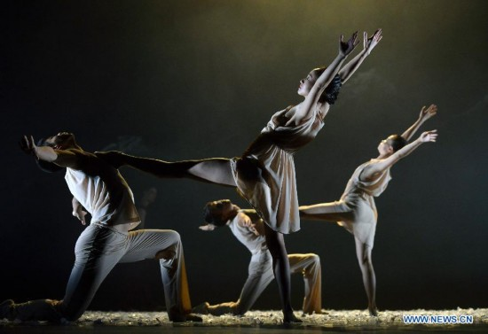 Beijing Dance Theater offers one the dance shows to see this fall.
