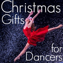 Check out our last minute Christmas gifts for dancers