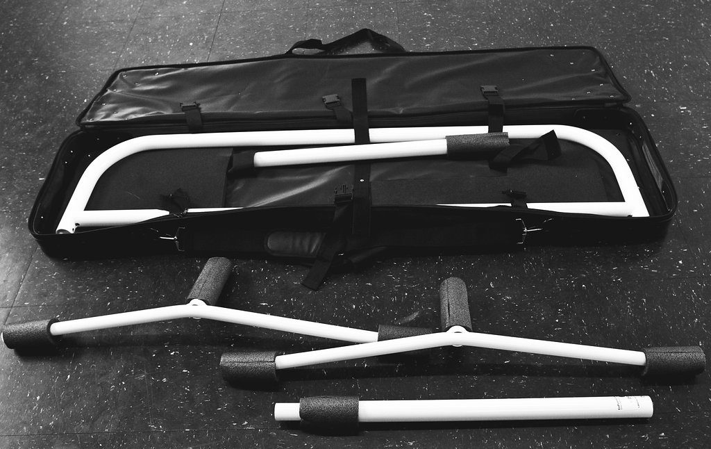 Portable Ballet Barre with Carrying Case