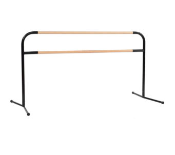StudioBarre 4ft to 9ft Wood and Aluminum