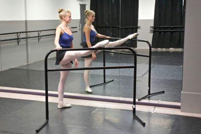 Portabarre ballet barre