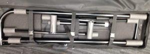 Portable barre - storage for barres