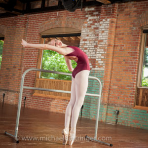 portable ballet barre